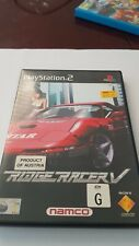 Ridge Racer 5, PS2, Mint condition