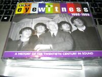 Eyewitness: the 1960s:A History of the Twentieth Century in Sound Audio Book New