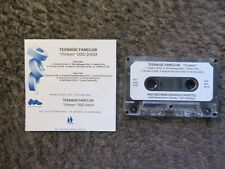 "TEENAGE FANCLUB ""THIRTEEN"" 1993 DGC ADVANCE PROMO CASSETTE EX.COND.RARE!"