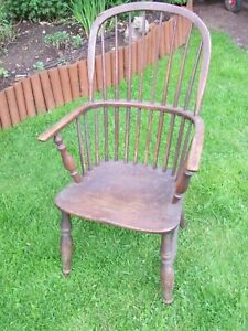 comb back chair for restoration