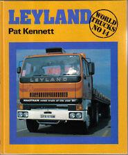 Leyland - World Trucks No 14 by Kennett Leyland 8 Commercial Truck Bus Military
