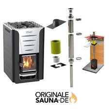 Harvia 20 Pro ??Sauna Ofen Saunaofen holzbeheizt aus Finnland BImSchV Stufe 2