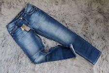 "New Myth of Jade Women's Jeans Blue Skinny Mid-Rise W29""_L31"" Size 8 Regular"