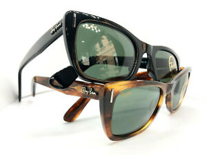 Ray-Ban RB 2248 Caribbean - genuine made in Italy - glass lenses