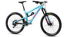 SANTA Cruz Nomad Carbon Protezione Telaio Bici. KIT. Heli NASTRO. STONEGUARD. VINILE