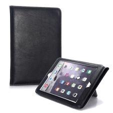 """Funda de piel para Apple iPad pro 9,7"""" bolso funda estuche Book negro Bag"""