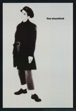 POSTER : MUSIC : LISA STANSFIELD - STANDING  FREE SHIPPING !  #LSP001    RW13 M