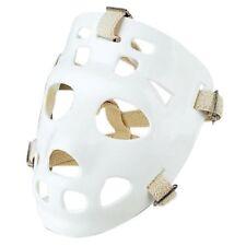 Mylec Roller / Street Hockey JUNIOR Goalie Mask, Halloween Jason Mask, WHITE