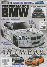 Performance BMW 2015 Supercharged E30/Custom Air & Audio Install