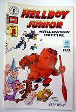 hellboy junior 1 halloween special   dark horse comics