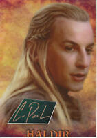 CRAIG PARKER Signed 12X8 Photo Display LORD OF THE RINGS COA