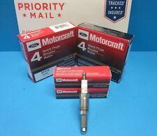 Set 10 Genuine OEM FORD Motorcraft Spark Plugs PZH14F 6.8L V10 Upgraded