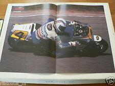 A220-WAYNE GARDNER HONDA ROTHMANS NO 4 MOTO GP 1986 POSTER HRC,SHOEI