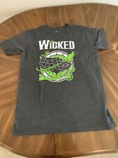 WICKED Defy Gravity Tour LARGE grey