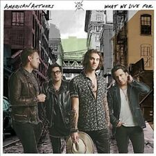 American Authors - What We Live For [New Vinyl]