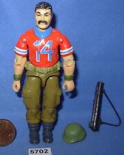 1985 BAZOOKA Missile Specialist GI Joe 3 3/4 inch Figure #4