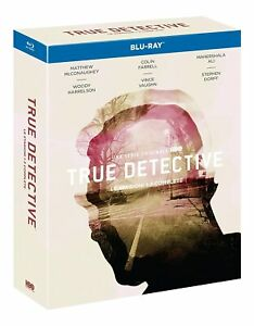 True Detective - Serie completa - Stagioni da 1 a 3 (9 Blu-ray) Cof. unico