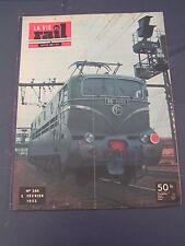 vie du rail 1953 384 VONGY Evian Thonon  viaduc VIAUR VILLENEUVE SAINT GEORGES