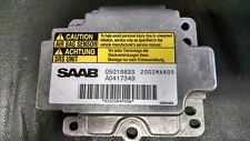 99-00-01-02-03 Saab 9-3 P/N 05018833 Control.Module.Unit.Srs
