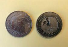 £5 Five Pound Coin 1999-2000 Millennium Anno Domini