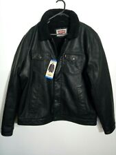 Levi's Men's Jacket, size L, black , brand new