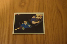 Mask Panini sticker 1986 ( M.A.S.K.  Kenner parker toys ) number 8