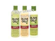 RUP olio shampoo, rifornimento conditoner & Olio Idratando lozione per capelli