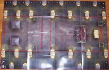 OKAARA TEMPLE / COAST CITY War of Light DC HeroClix Map OP month 1