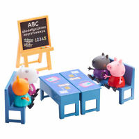 Peppa Pig's Classroom - Learn your ABC's with Madame Gazelle