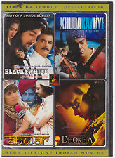 4 IN ONE INDIAN MOVIES (DVD)