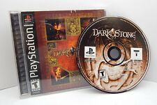 """Darkstone (Sony PlayStation) Complete """"Great Condition"""" PS1  R14289"""