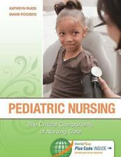 PDF/ TEST BANK Pediatric Nursing By Rudd, Kathryn