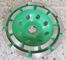 Diamant Schleiftopf Schleifteller Beton Topfscheibe Green 125  mm - G