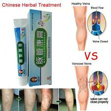 Chinese Medicine Herbal Ointment Varicose Veins Vasculitis Treatment Care Cream%
