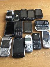 Job Lot Faulty Mobile Phones Samsung Nokia Sony Xperia Vodafone 14 Phones Repair