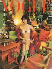 Italian Vogue 06/00 Meisel, McDean, Sorrenti, Tim Walker, Bolofo, Von Unwerth