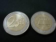MONETA 2 EURO PORTOGALLO 2007 TRATTATI DI ROMA  RARA