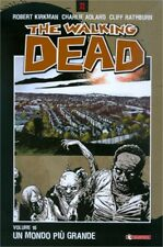 SP0059 -Saldapress -The Walking Dead 16 -Un Mondo Più Grande -Ristampa -Nuovo !!