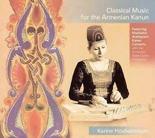 FREE US SHIP. on ANY 2 CDs! NEW CD Karine Hovhannisyan: Classical Music for the