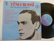 Tino Rossi – Mes Plus Beaux Tangos   Columbia – 2C 062 - 15.604