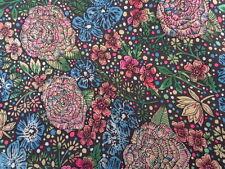 Liberty Silk Crepe 100%, (per metre) dress fabric, scarves
