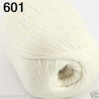 NEW Luxurious Soft 50g Mongolian Pure 100% Cashmere Hand Knitting Wool Yarn 601
