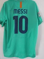 Barcelona Messi 2010-2011 Away Football Shirt Size XXL /41167
