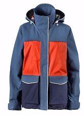 Adidas ICON 2L 10K Womens Snowboard Jacket Medium Blue NEW