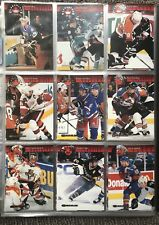 1997-98 DONRUSS CANADIAN ICE COMPLETE HOCKEY SET (150) PACK PULLED MINT