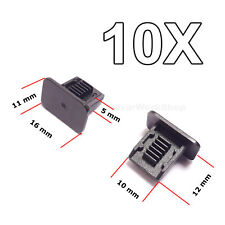 10X Headlining Roof Lining Clips, Retaines Trim, Liner for VW, Audi, Seat, Skoda