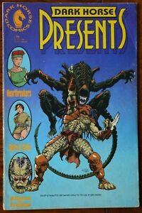 Dark Horse Presents # 36 February 1990  1st appearance Aliens Vs Predator