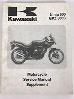 Kawasaki EX 500 D5 GPZ500S 1998 Replica Replacement Clutch Lever