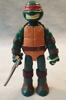 """TMNT Raphael 11"""" Action Figure with Weapon Teenage Mutant Ninja Turtle 2016"""