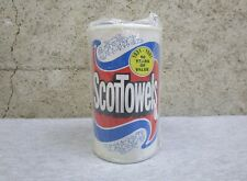 Vintage NEW 1991 Scottowels am/fm Can Portable Radio Scott Towels